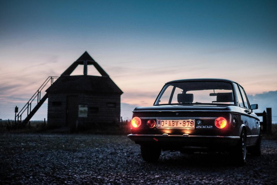 BMW 2002 –© Bob Van Mol