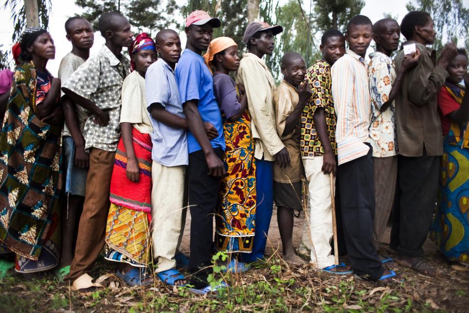Burundi 3 –© Bob Van Mol