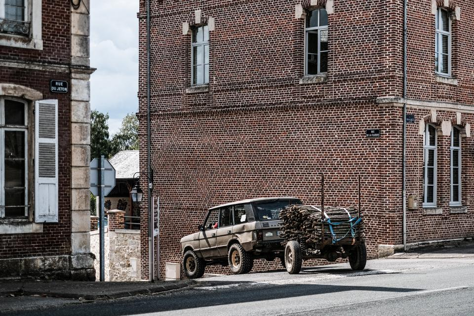 Range Rover Classic –© Bob Van Mol