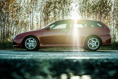 Alfa Romeo 156 GTA –© Bob Van Mol