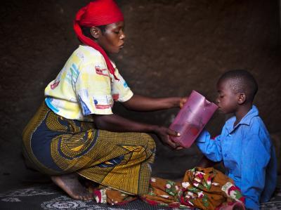 Burundi 5 –© Bob Van Mol